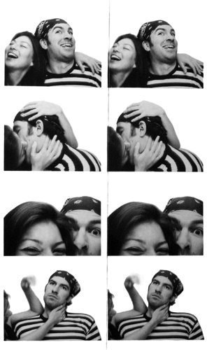 Mall Photo Booth Madness