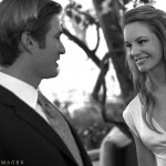 Kate glows as she talks with her new husband Nate at The Ventana Inn & Spa in Big Sur..