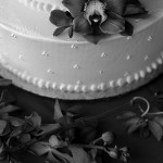 Wedding cake at Halcyon estate in Easton, MD.