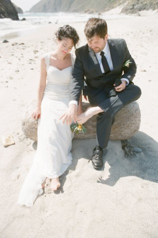 pfeiffer beach wedding