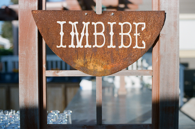 imbibe sign in cayucos ca