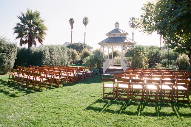best cayucos ca wedding ceremony site
