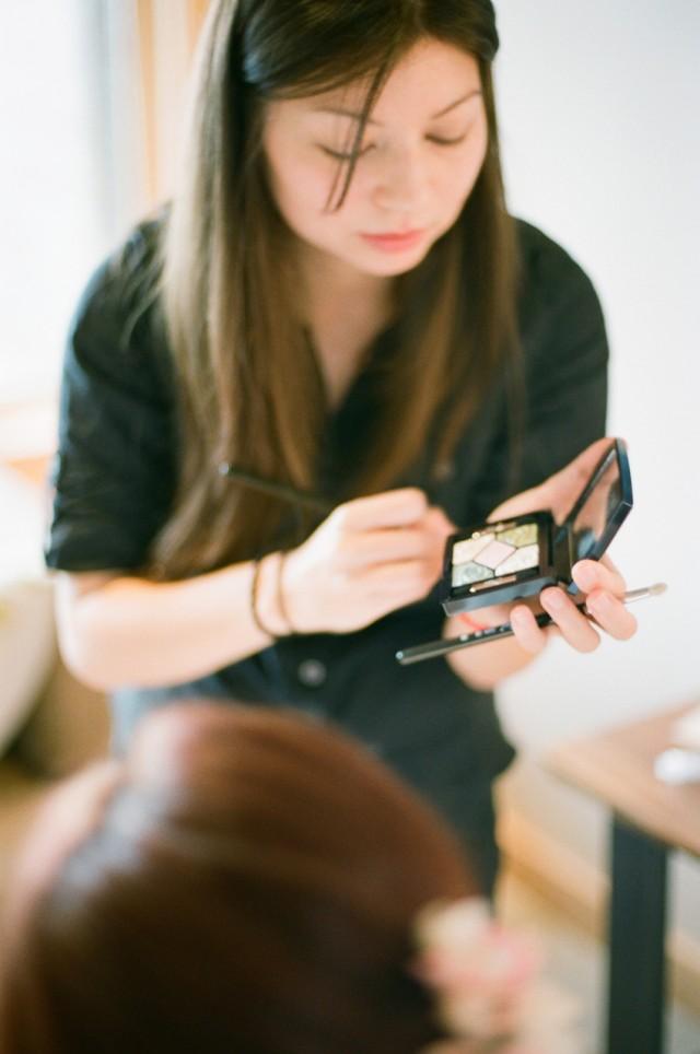 best bridal makeup artist in big sur