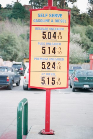 gas in bolinas california