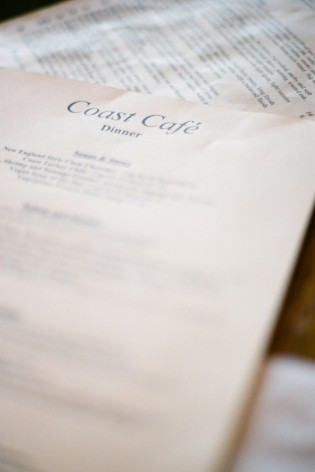 coast cafe menu bolinas california